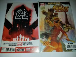 Marvel - Avengers - Lot of 18 Comic Books - Lot #49 (Includes Rare Variant)