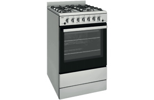 Chef CFG504SBNG 54cm Upright cooker Natural Gas