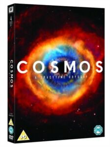 NEW Cosmos - A Spacetime Odyssey DVD