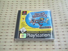Micro Maniacs für Playstation 1 PS1 PSone PSX *OVP*