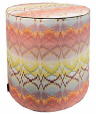 MISSONI HOME POUF 45x45cm MISTO SETA DREAMLAND COLLECTION TROCADERO 131
