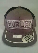 Hurley snapback adjustable mens hat