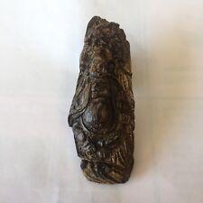 Chinese Antique Hainan Qinan Agarwood Chen Xiang Buddha Pendant海南奇南沉水沉香观音吊坠