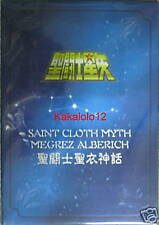 Saint Seiya Cloth Myth Metal Plate MEGREZ ALBERICH NEW