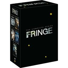 """FRINGE THE COMPLETE SERIES 1-5 COLLECTION 29 DISCS DVD BOX SET R4 """"NEW&SEALED"""""""