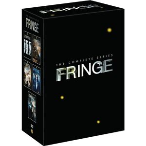 "FRINGE THE COMPLETE SERIES 1-5 COLLECTION 29 DISCS DVD BOX SET R4 ""NEW&SEALED"""