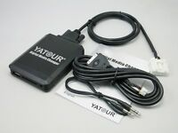 Yatour Media Changer For Mazda 2 3 5 6 MX-5 RX-8 MVP Usb SD Aux iPod/iPhone inpt