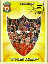 Adrenalyn XL Liverpool FC 11/12 - #126 The Kop - Power Up