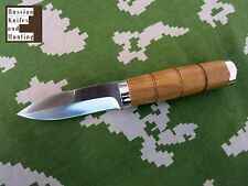 """Malek-3"" fry Combat Outdoor Camping Fishing Hunting knife Zlatoust Russian u10a"