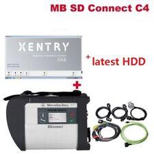 V2018.5 MB SD C4 Star Diagnosis WIFI for Cars and Trucks DTS Monaco & Vediamo