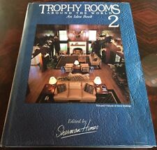 TROPHY ROOMS AROUND WORLD 2 HUNTING AFRICAN Africa Hunters Safari Lion Taxidermy