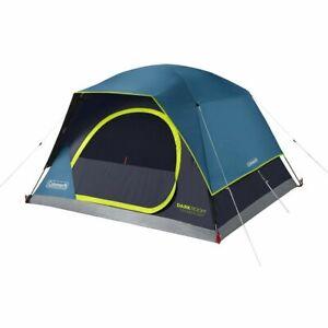 Coleman Skydome Tent: 4-Person 3-Season