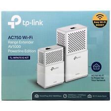 TP-Link TL-WPA7510 KIT Powerline AC750 Dual-Band Wi-Fi Range Extender