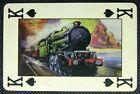 1 x Playing card Single Hornby Railways Train Steam Engine King Spades