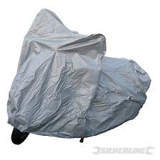 SILVERLINE 617404 Motorbike Cover waterproof