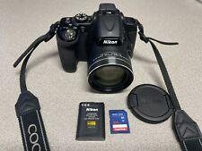 Nikon COOLPIX P600 16.0MP Digital Camera - Black