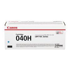 Canon 040H Cyan Toner Cartridge High Capacity 0459C001