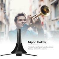 Tragbar für Trompete Halterung Halter abnehmbar P0I9
