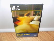 Ancient Altered States (DVD, 2008) A&E - BRAND NEW, SEALED!