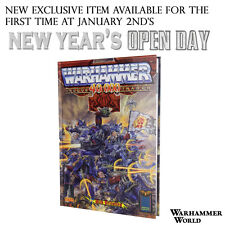 Limited Edition Warhammer 40k Rogue Trader Rulebook Hardback Forgeworld