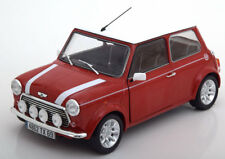 1:18 Solido Mini Cooper 1.3i Sport Pack 1997 red/white