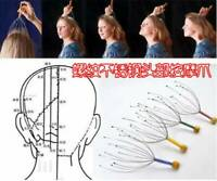 12 Acupuncture Point Head Neck Scalp Octopus Massager Stress Relax Top Tools