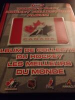 1997-98 Kraft World's Best Hockey Collectors Album NHL Set