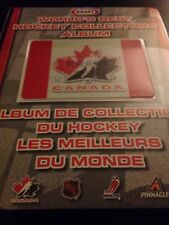 1997-98 Kraft World's Best Hockey Collectors Album NHL Set