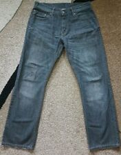 Levi's 514 Straight Fit Men's GreyJeans Size 32 x 30 Levi Strauss & Co