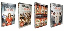ORANGE IS THE NEW BLACK The Complete Series 1-4 DVD Seasons 1 2 3 4 New