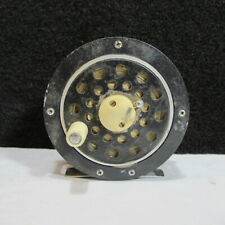 Vintage Fly Fishing Reel w/ Line Japan Found in Old Salmon River Fishing Shack