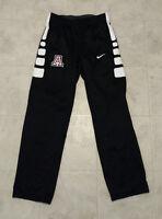 df6d8ae9118 New Nike Women s M Arizona Wildcats Elite Stripe Pant Basketball Black  White  70