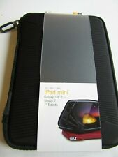 Neuf Galaxy Tab 2 Nexus 7 in (environ 17.78 cm) iPad mini case NOIR GRAND CASE