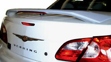 Fits 2007 - 2009 Chrysler Sebring Custom Spoiler Wing Primer Un-painted NEW
