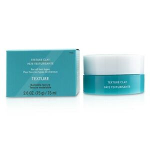 NEW Moroccanoil Texture Clay (All Hair Types) 75ml Mens Hair Care