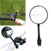 Sports Bike Bicycle Cycling Durable Super Light Handlebar Mount Rear View Mirror