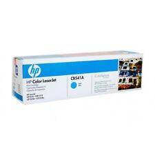 HP CB541A  Cyan GENUINE CP1215 Toner Cartridge NEW