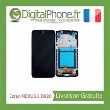 ECRAN LCD VITRE TACTILE NOIR BLOC COMPLET LG GOOGLE NEXUS 5 D820