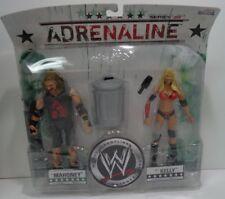 Wrestling B. MAHONEY & KELLY KELLY Adrenaline Series 30 MOC Jakks Pacific 2008