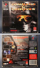 Playstation 1 - Command & Conquer - Virgin Game - Edition 1997