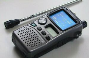 Icom IC-R3 Radio Communications Receiver Cable Working Confirmed Japan