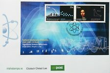 Ireland Stamps, First Day Cover, Dublin City of Science & Boyle's Law - 5/7/2012