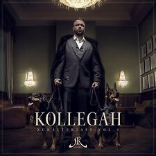 KOLLEGAH - ZUHÄLTERTAPE VOL.4  CD NEU