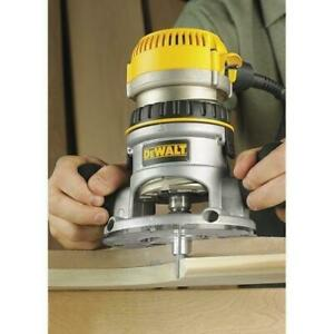DeWALT DW616 1.75-Hp Fixed Base Woodworking Router