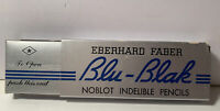 Eberhard Faber NOBLOT Indelible Pencil  5 new unsharpened In Original Box
