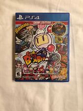 SUPER BOMBERMAN R SHINY EDITION PS4 PLAYSTATION 4 BRAND NEW AND SEALED.