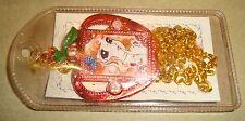 OFFERTA  --  CANDY CANDY PENDANT ANNI '70 YUMIKO IGARASHI キャンディ・キャンディ