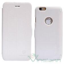 Custodia Fresh Series originale Nillkin per iPhone 6 6S cover FLIP case bianca