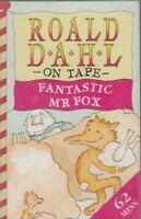Roald Dahl Fantastic Mr Fox Cassette Audio Book FASTPOST