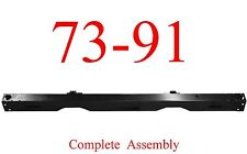 73 91 Chevy Blazer Rear Tail Pan Crossmember Section, GMC Jimmy